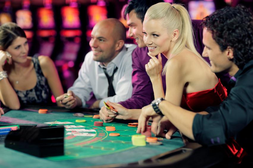 Casino Betting Games